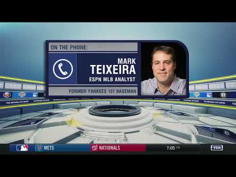Mark Teixeira's Yankees-Red Sox breakdown