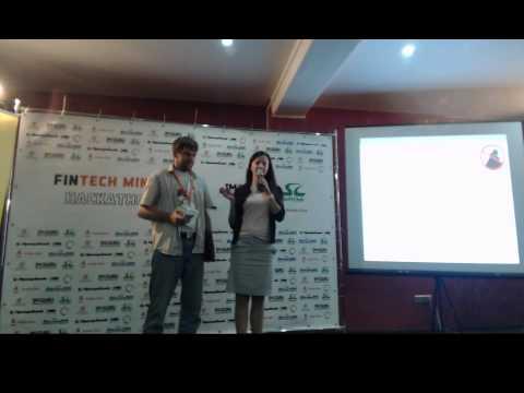FinTech Minsk Hackaton at Imaguru