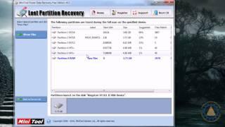 Recupere arquivos apagados, partições perdidas e dados de dispositivos portáteis, CDs e DVDs