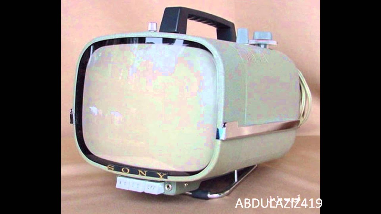 اول تلفزيون من سوني-Sony's first television