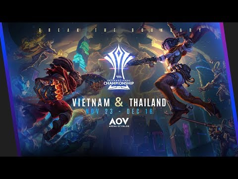 AIC 2018 Vietnam Qualifier Stage - 23 Nov - Garena AOV (Arena of Valor)