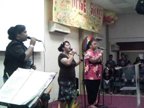 WORD OF LIFE AMERICAN SAMOA KIDS DAY WORSHIP 2009