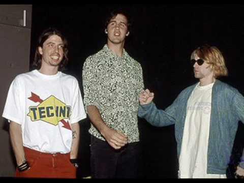 NIRVANA - Serve The Servants (Kurt Cobain, Solo Acoustic) mp3
