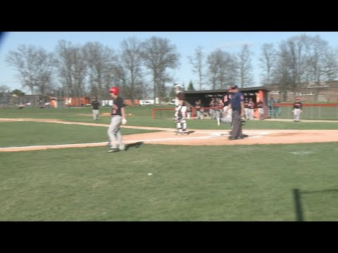 Huntington North Blanks Northrop 5-0 In Baseball On 4/25/18