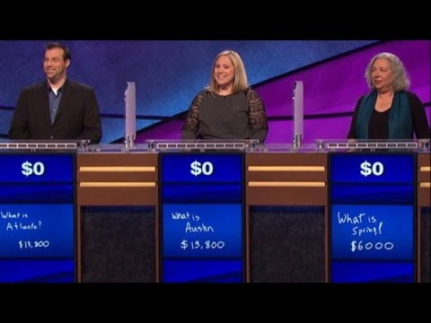 Jeopardy Has No Winner After All 3 Contestants Get Stumped