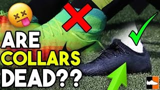 Are Football Boot Collars Dead?? END of SOCK Boots & Soccer Cleats
