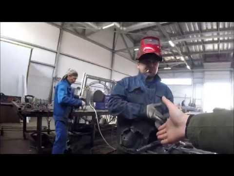Производство кованых изделий