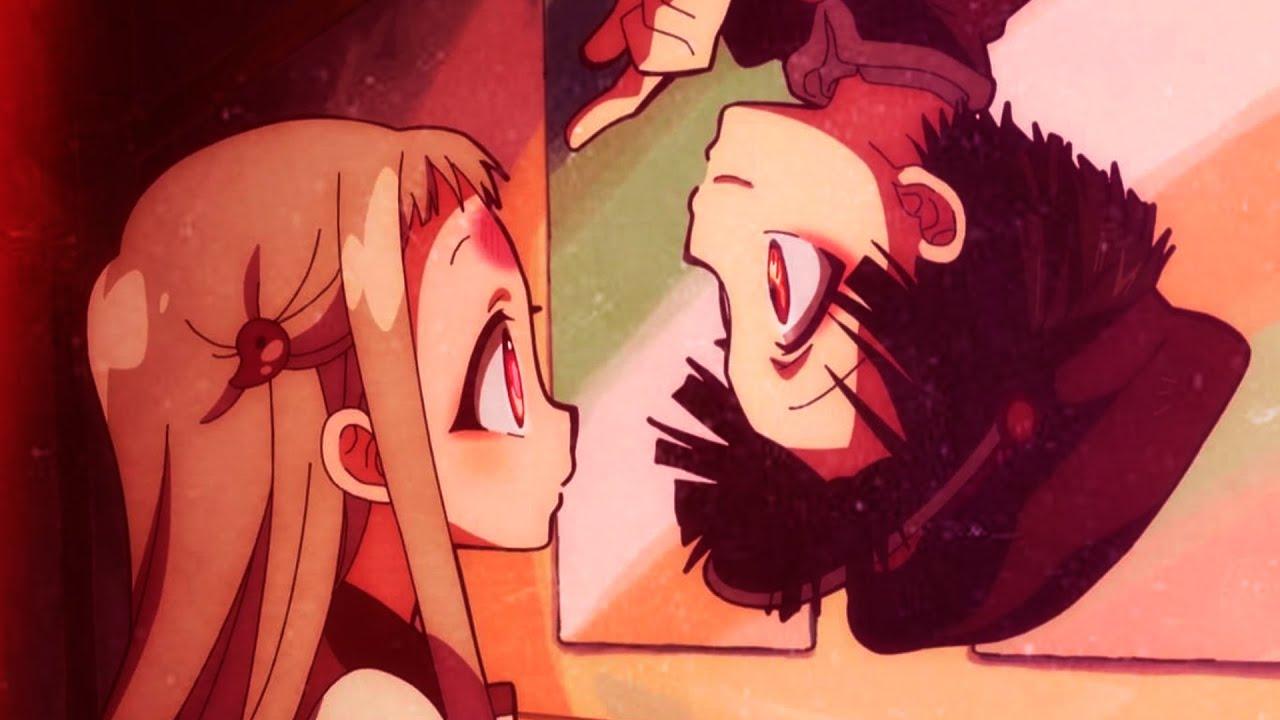 😍Самые милые моменты аниме Туалетный мальчик Ханако-кун 2😍Подборка от Пожилого Наруто. 2-часть.
