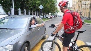 В чём причина повальной агрессии к велосипедистам?