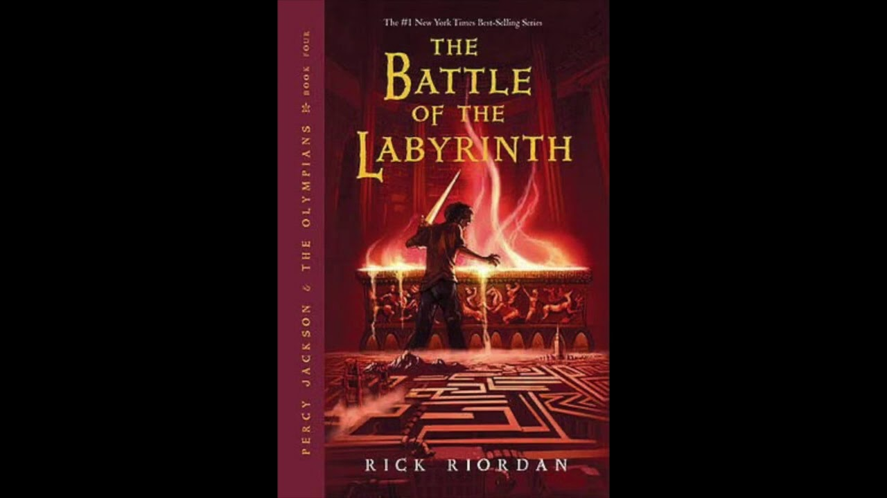 Download The Battle of the Labyrinth - Percy Jackson (Book 4/5) || Navigable by Chapter