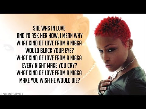 Eve - Love Is Blind (Lyrics - Video)