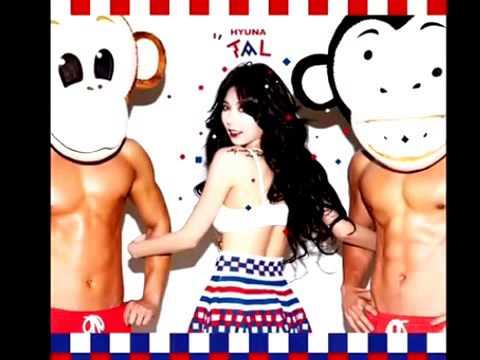 KOREAN 2015 HYUNA 4 minute A TALK 3rd Mini Album RMX