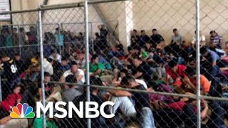 Shocking Photos Show 'Ticking Time Bomb' In Trump Migrant Centers | The Beat With Ari Melber | MSNBC