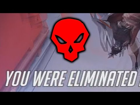 Overwatch Unlucky Moments!
