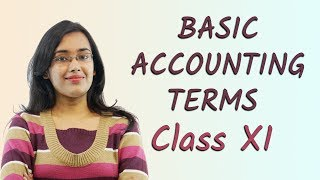 Basic Accounting Terms - Bad Debts, Insolvent & Solvent : Class 11