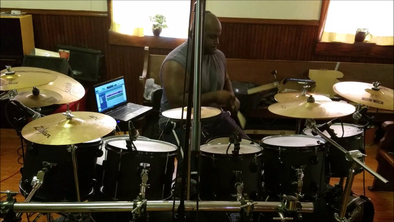 Jeremih - Oui Drum Cover - YouTube