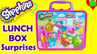Shopkins Lunch Box Surprises Frozen, Sophia the First, TMNT, MLP