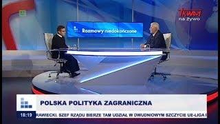 Rozmowy niedokończone: Polska polityka zagraniczna