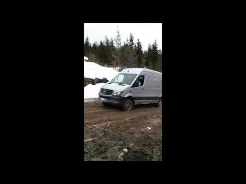 Mercedes Benz Sprinter 4x4
