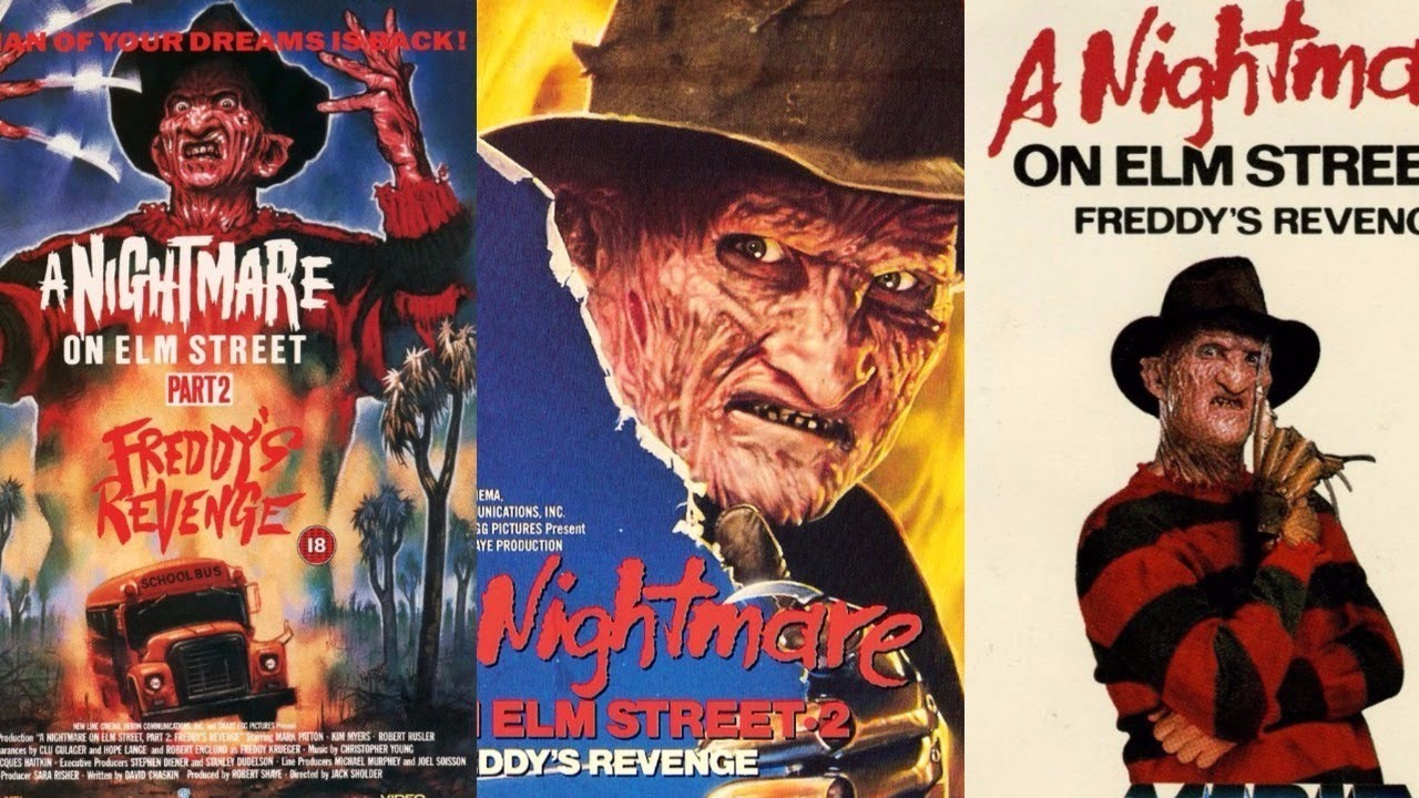 A Nightmare On Elm Street 2 Freddys Revenge Review