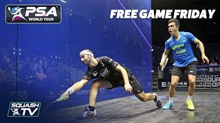 """WE'RE NOT DONE YET!"" - Free Game Friday - Rodriguez v Rösner - Hong Kong 2018"