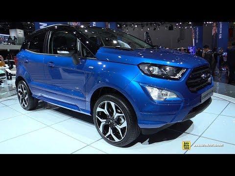 2018 Ford EcoSport ST-Line - Exterior and Interior Walkaround - 2017 Frankfurt Auto Show