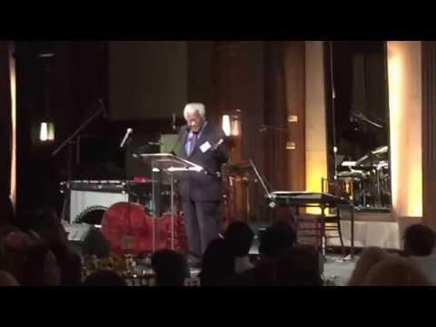 Rev. James Lawson, Honoree at Equal Justice Society Annual Gala 2015