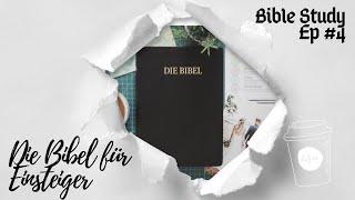 Die Bibel für Einsтeiger // Bible Study