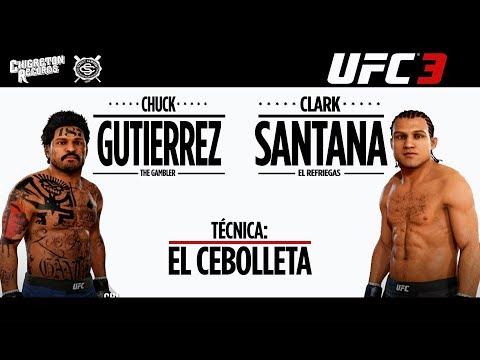 EL CEBOLLETA - GUTIERREZ vs SANTANA