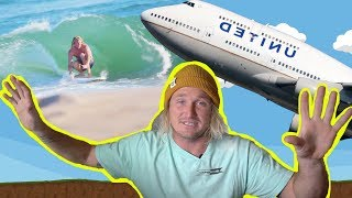 What AIRLINES To FLY As A SURFER FREE Board Bags