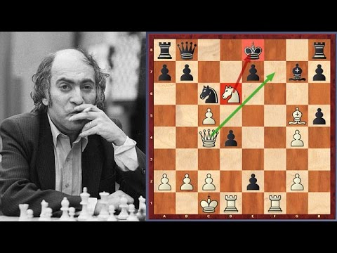 Bloody Game! Mikhail Tal vs. Future President Of FIDE
