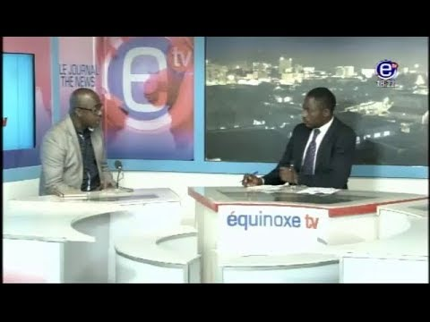 THE 6 PM NEWS EQUINOXE TV WEDNESDAY, FEBRUARY 21st 2018