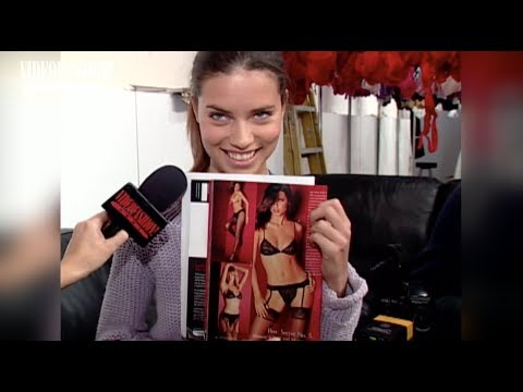 Flashback with Adriana Lima  From the Vault