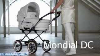 Emmaljunga Mondial Duo Combi коляска 2 в 1 - Видео обзор