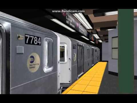 Openbve 6 Train