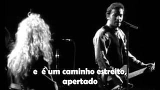 Bruce Springsteen - Tougher Than The Rest - legendas pt - legendado.