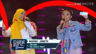 Anneth Nashwa - JADI JUARA (Official Theme Song Ruang Guru)