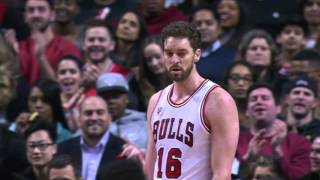 Pau Gasol Records Triple-Double