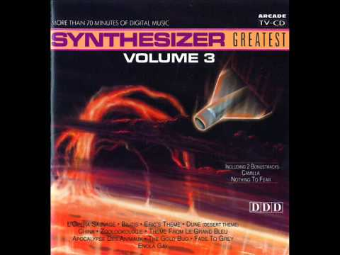 Brian Eno - Dune (Desert Theme) (Synthesizer Greatest Vol.3 by Star Inc.)