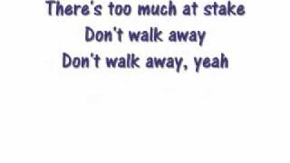 We Can't Back down- Demi lovato with LYRICS