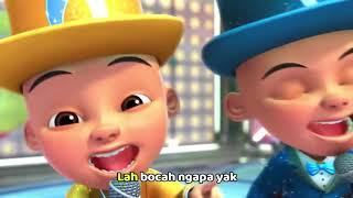 Lagu Wali  Upin Ipin  - Reverse video