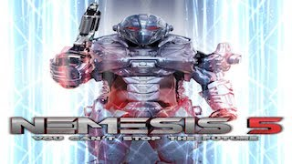 NEMESIS 5 - In 2077 The Fate of the Planet is in HER HANDS! - Beware the Cyborgs!