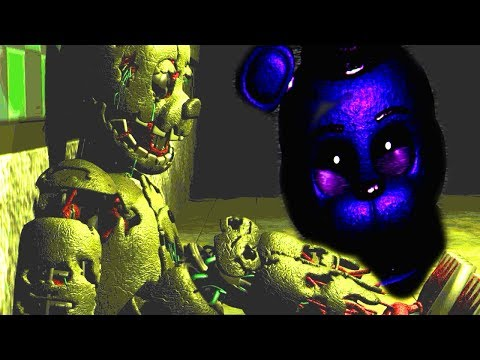SHADOW FREDDY: ENDING!!.. || Five Nights at Freddy's: Final Hours 2