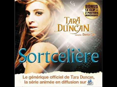 Dania Giò - Sortcelière/Tara Duncan (version instrumentale/karaoké)