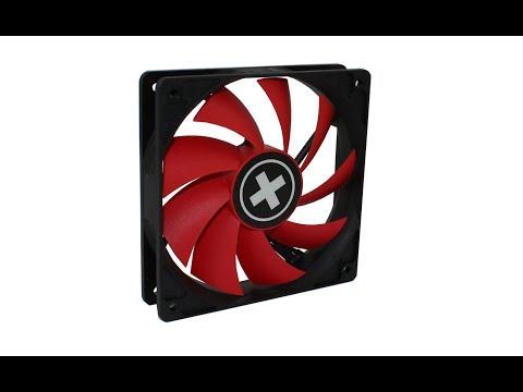 Xilence Xf039 - лучший вентилятор для корпуса 120 мм за свои деньги