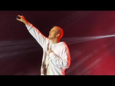 LAUV Sings Ed Sheeran Justin Bieber I DONT CARE Live In MANILA