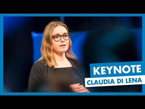 Keynote | Claudia Di Lena - Funk | Medienforum 2017