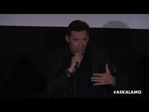 Logan Cast Q&A - Hugh Jackman & James Mangold - Alamo Drafthouse