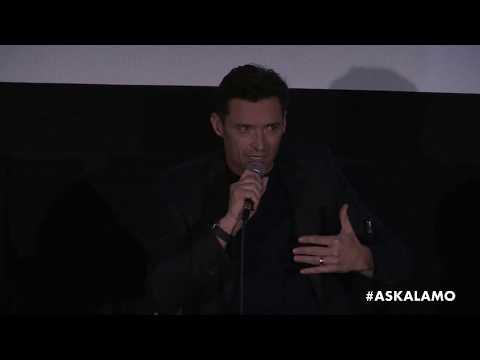 Logan Cast Q&A  Hugh Jackman & James Mangold  Alamo Drafthouse
