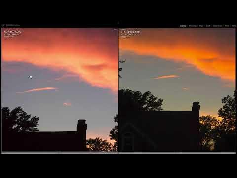 Light L16 vs DSLR Part II -- The sunset duel - in 4k